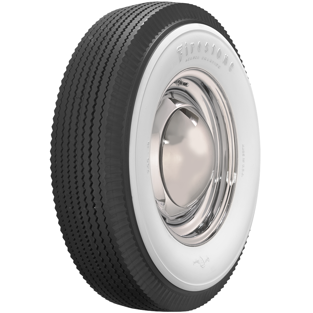 shop a huge selection of classic firestone whitewall bias ply tires online these 600 16 tires feature authentic zig zag tread designs u0026 sidewall styles