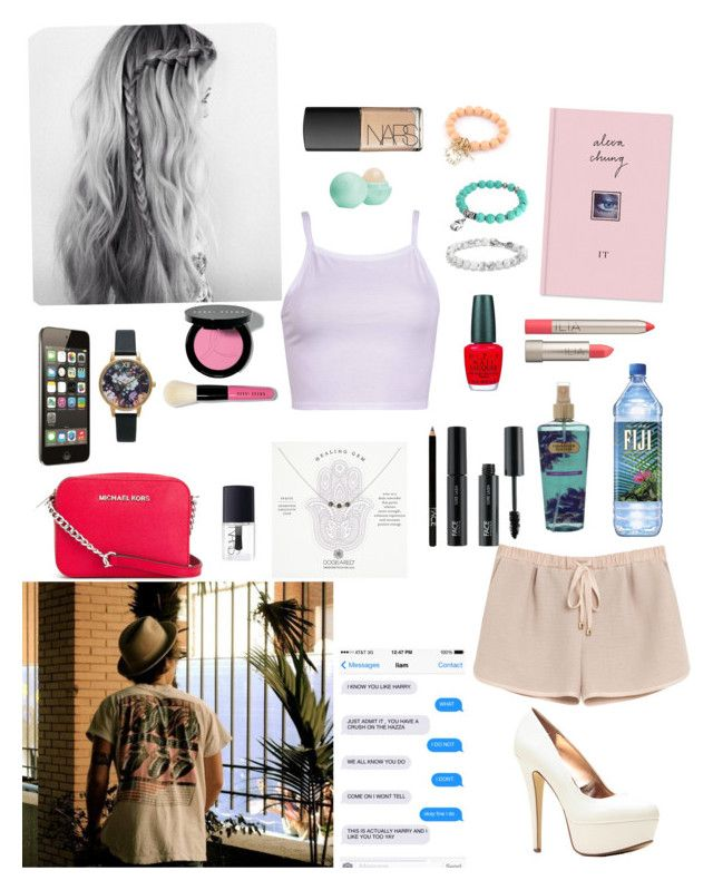 """""""Sin título #144"""" by sucker-time on Polyvore featuring moda, Dogeared, Bling Jewelry, David Yurman, OPI, Victoria's Secret, Mulberry, Ilia, NARS Cosmetics y FACE Stockholm"""