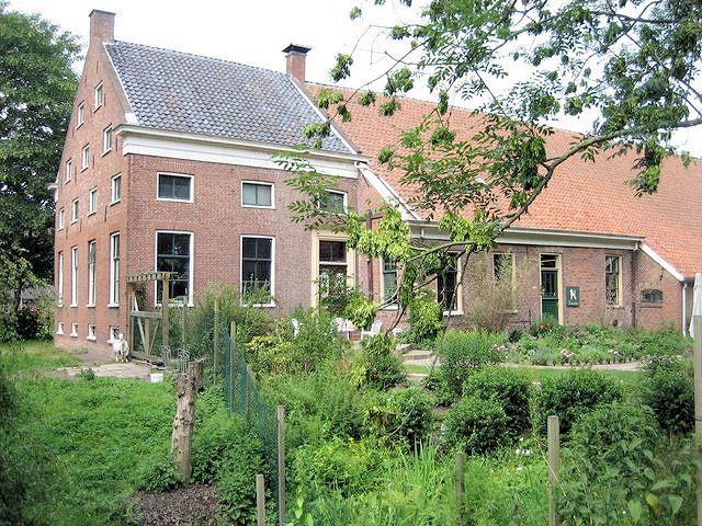 Groningen Midwolda Groningen, Architectuur, Droomhuizen
