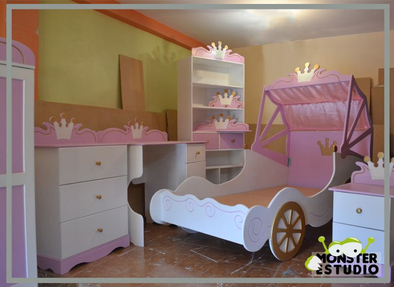 cama carroza ideas para dormitorios pinterest camas