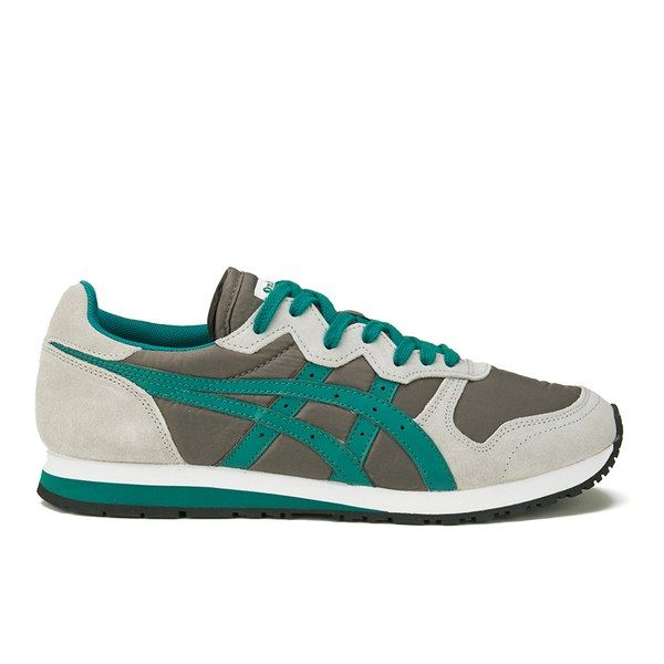 Onitsuka Tiger Men's OC Runner Trainers - Grey/Shaded Spruce