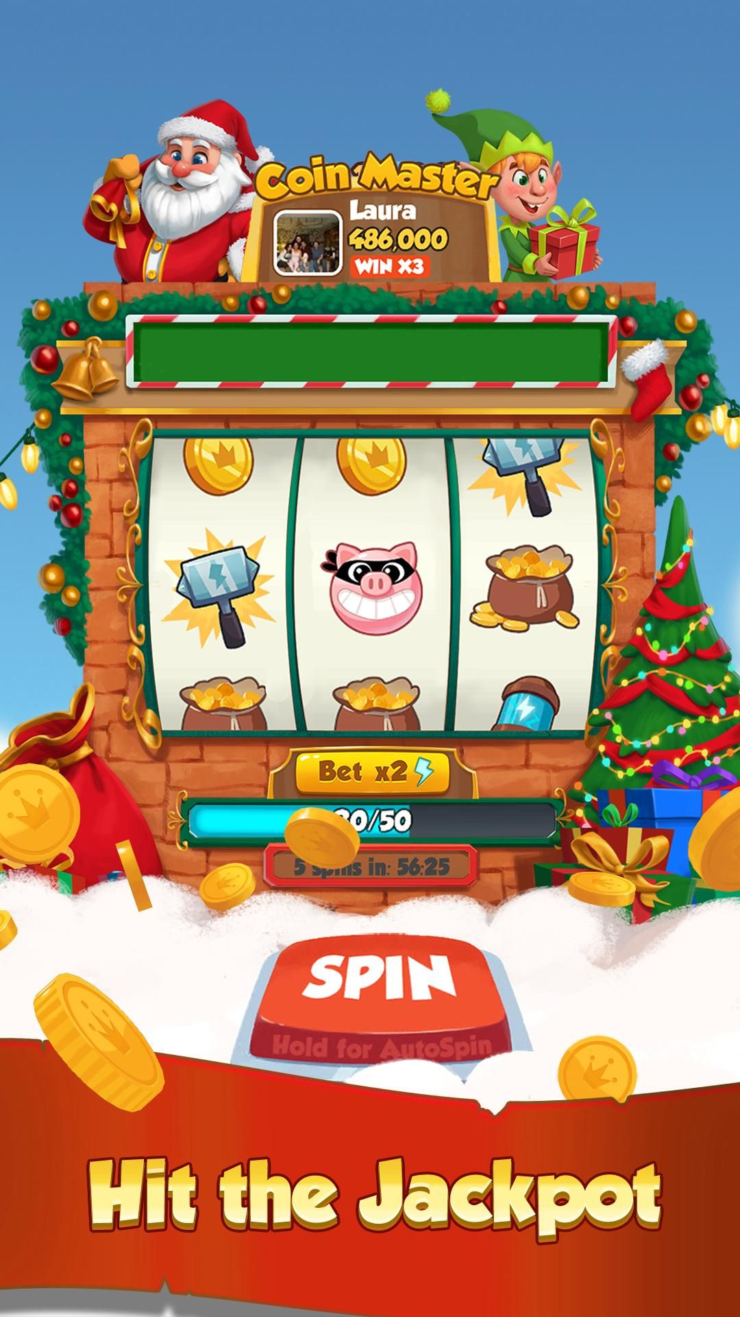 Free Coin Master Spins Links 27/01/2020 084424 in 2020