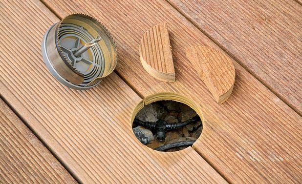 bangkirai verlegen terasse wood wood watch und diy. Black Bedroom Furniture Sets. Home Design Ideas
