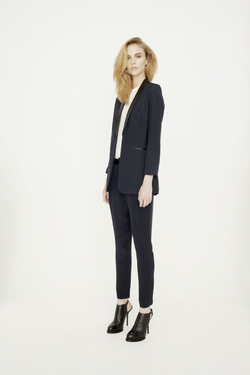 Loving this Tux Suit from Friend of Mine Spring '12 Lookbook