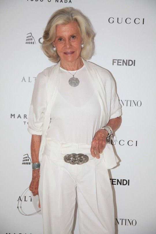 style is ageless - countess marina cicogna | style ...