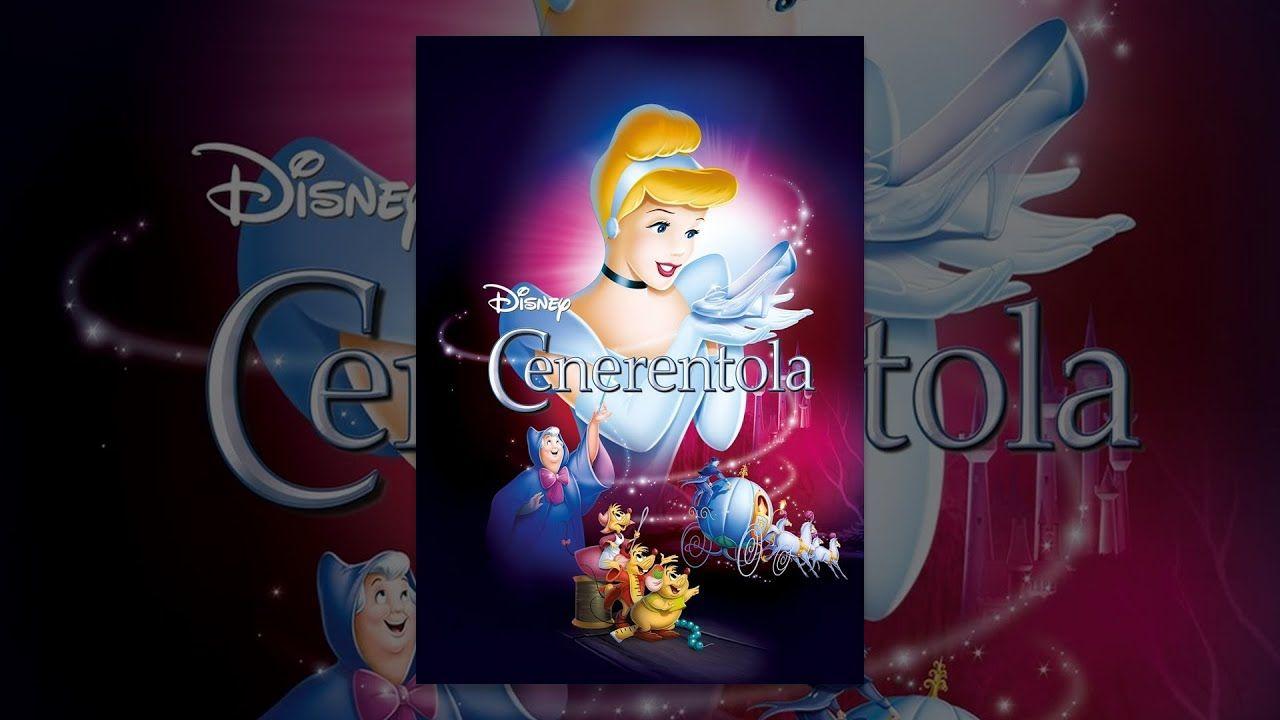 Cenerentola 1950 Youtube Disney Cenerentola Walt Disney