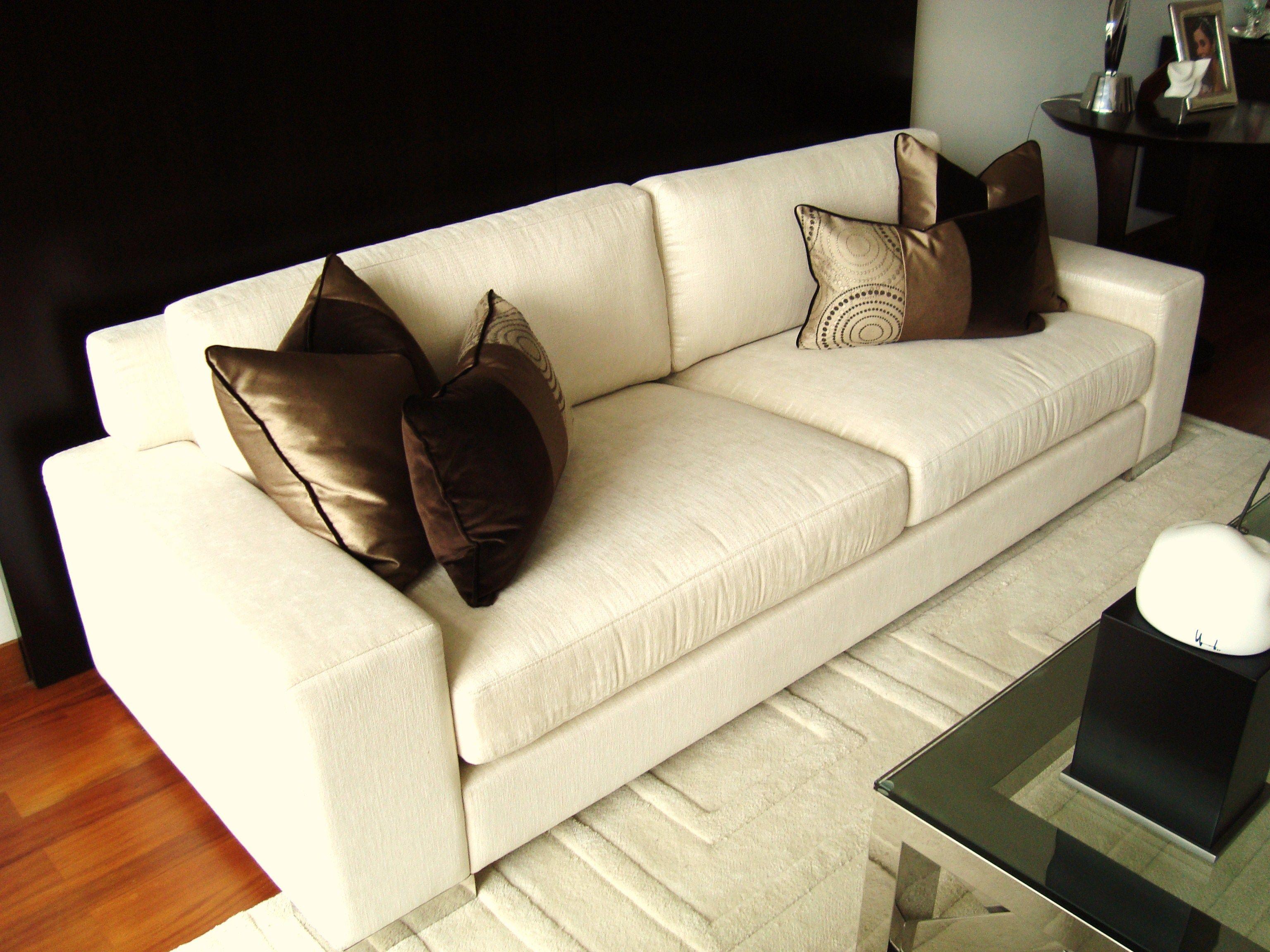 Sofá Nápoles. De la colección Europa. #livingdesign #muebles ...