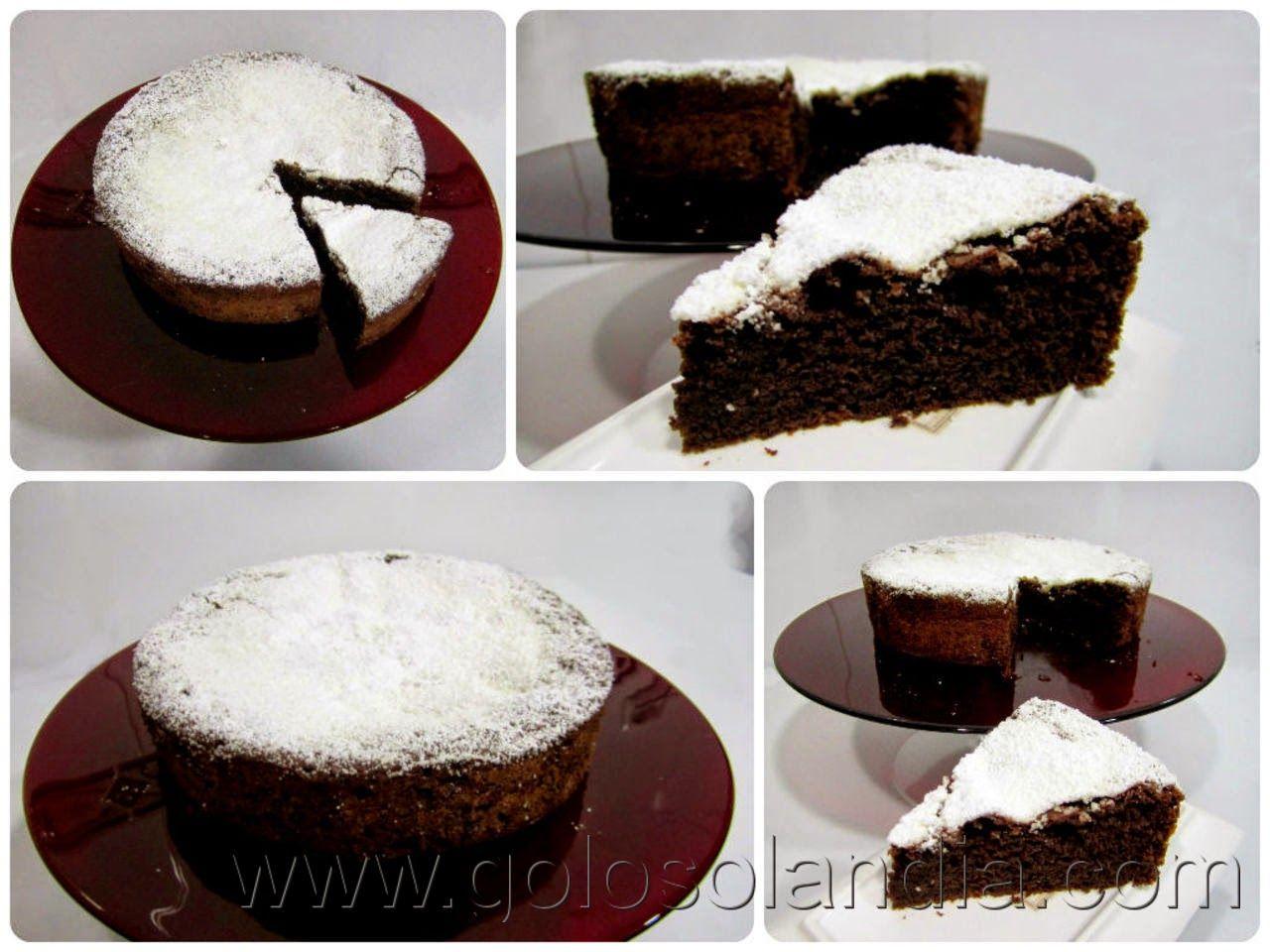 Bizocho de chocolate Fácil receta casera, paso a paso.  http://www.golosolandia.com/2014/06/bizcocho-de-chocolate.html