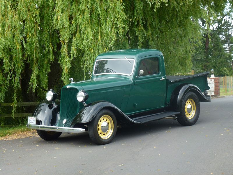 1935 Dodge KC Half Ton Pickup | dream garage | Pinterest | Dodge ...