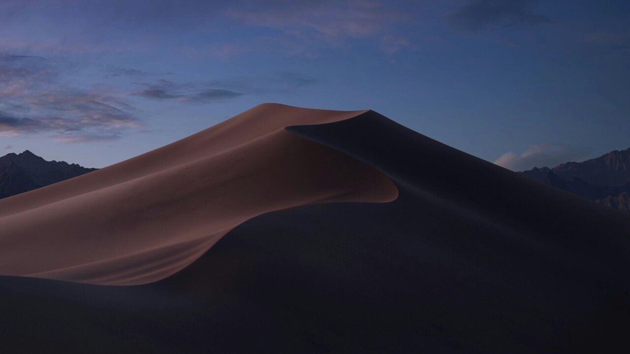 Macos Mojave Dusk 2 Mac Os Wallpaper Macbook Pro Wallpaper
