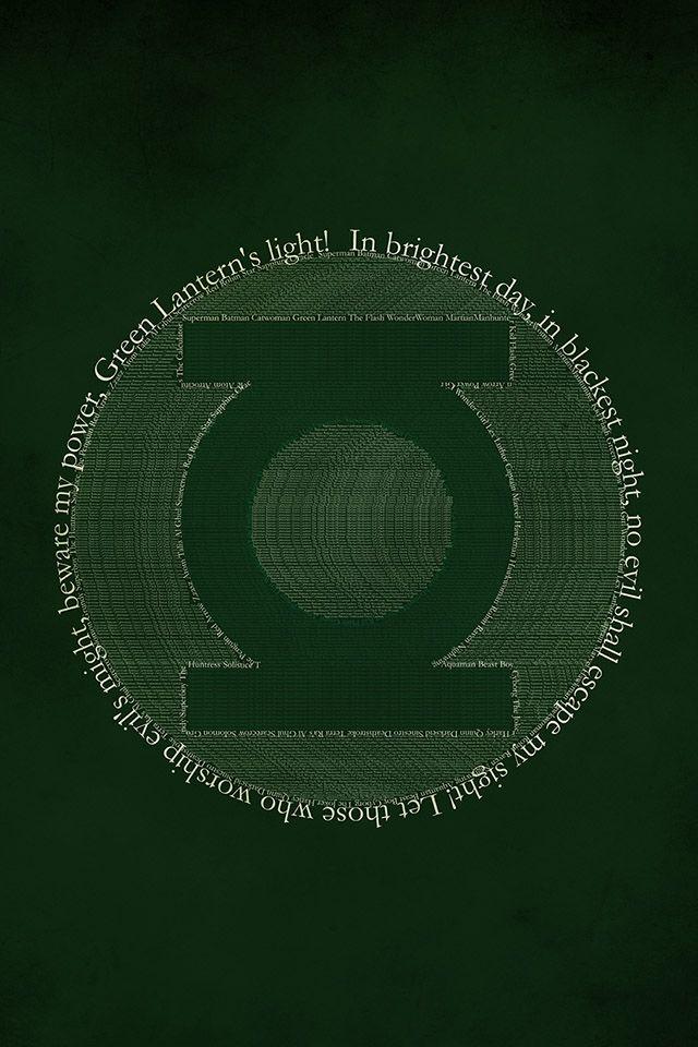 Free Ios 7 Green Lantern Wallpaper Green Lantern Logo Green Lantern