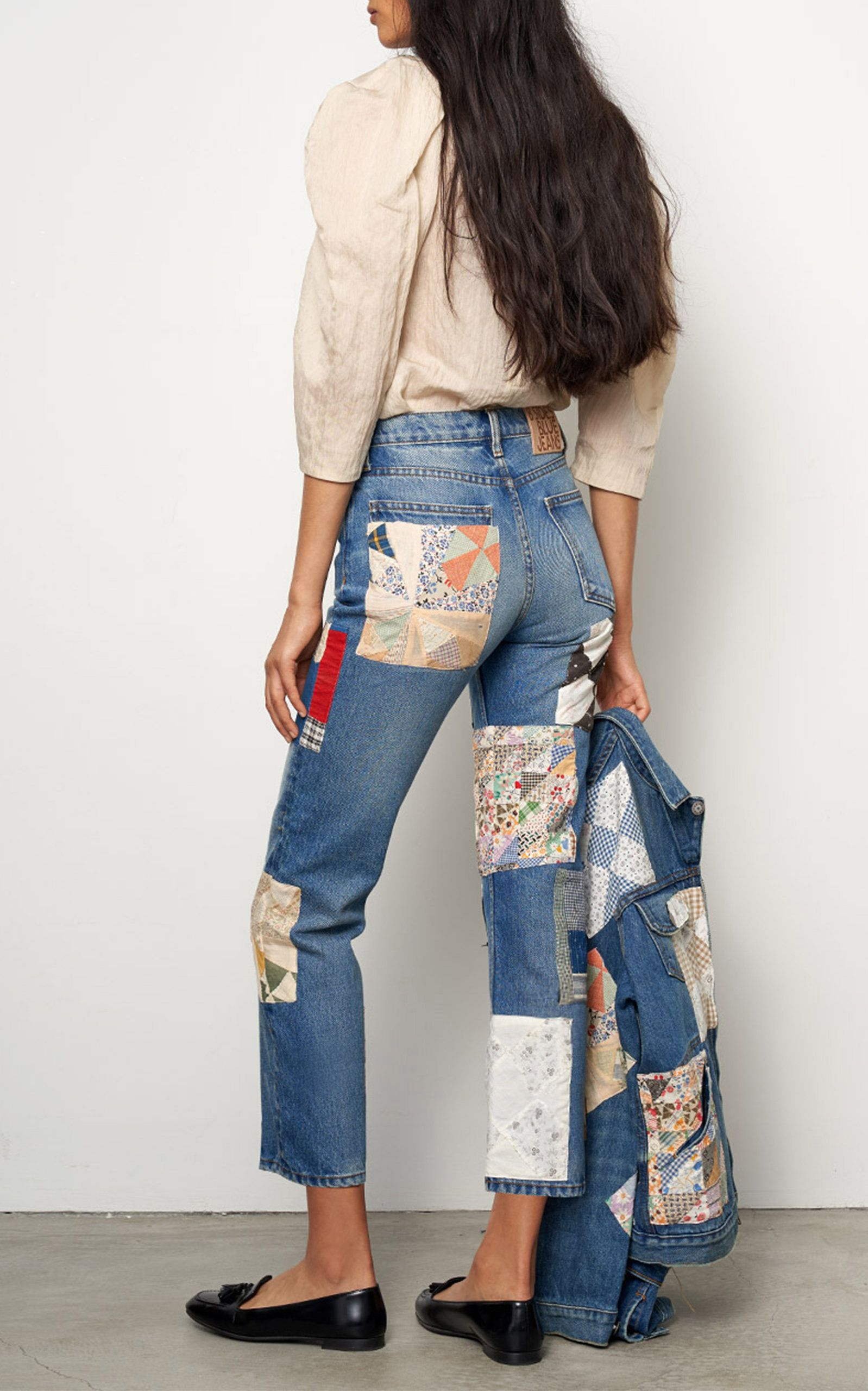Click Product To Zoom Refashion Clothes Denim Fashion Denim Inspiration