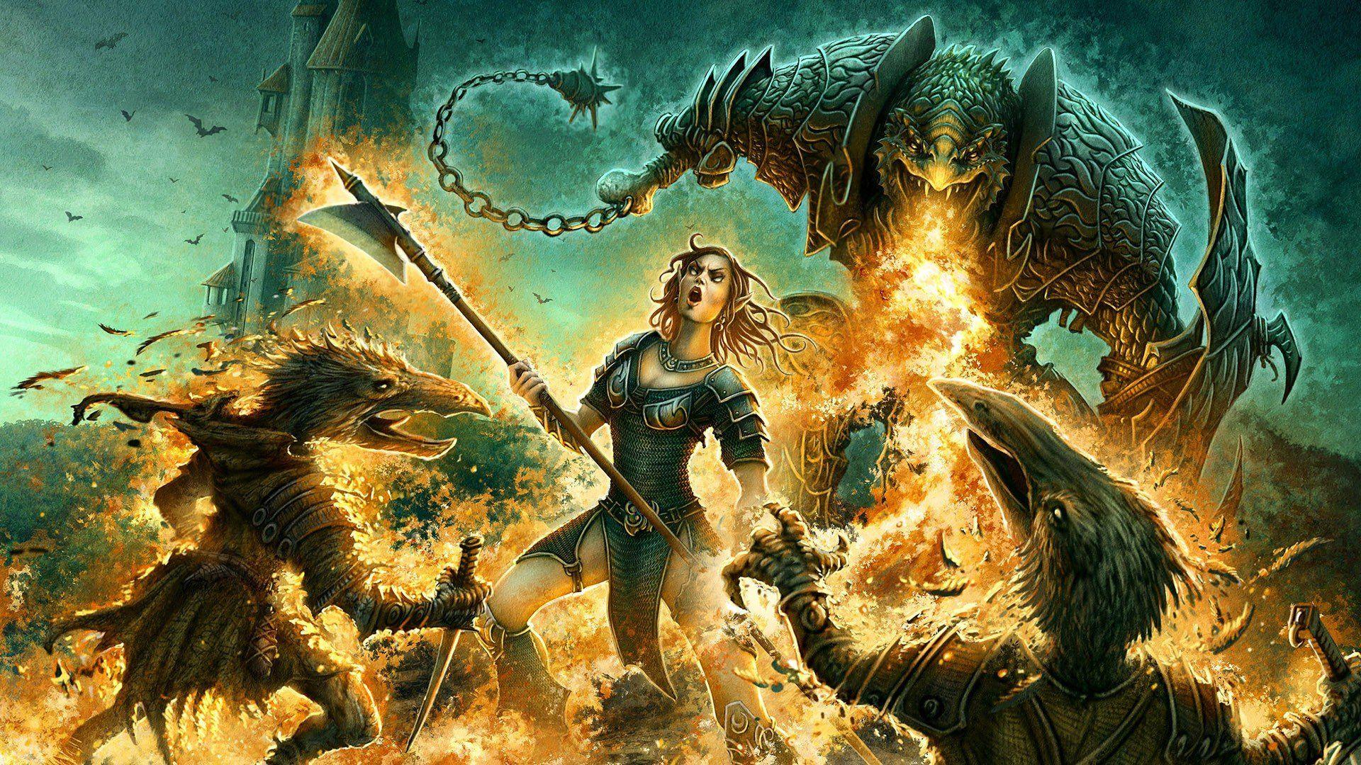 Dragonborn Wallpapers Wallpaper