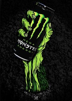 Unleash It Monster Energy Monster Energy Drink Logo Monster