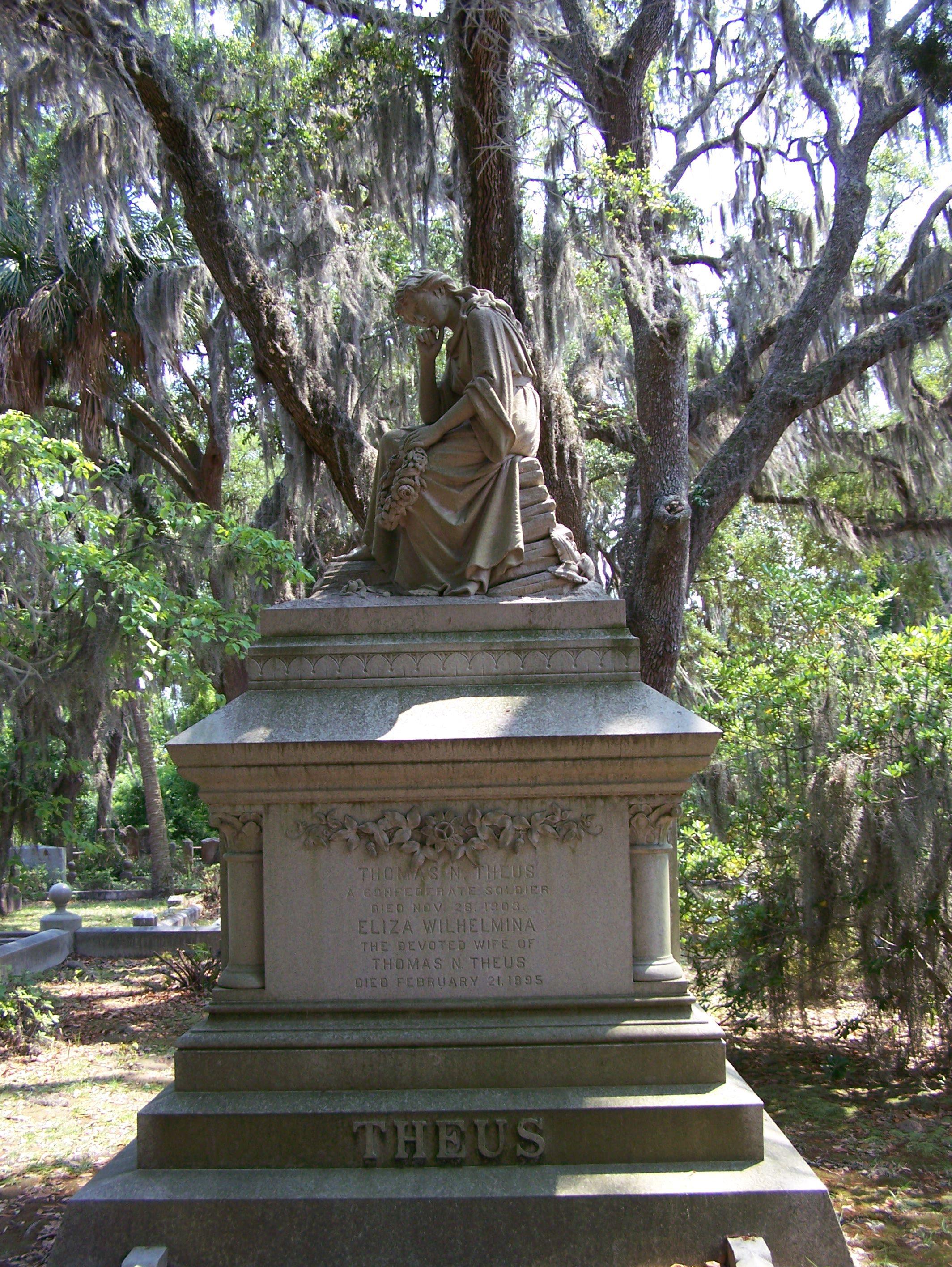Confederate Soldier Bonaventure