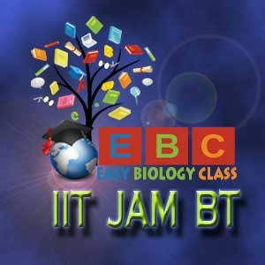 IIT JAM BT 2016 Original Solved Question Paper with Answer Key
