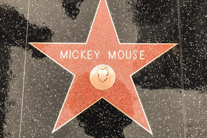 Finding Disney: Hollywood Walk of Fame #hollywoodstars