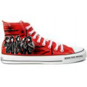 15efbfbb333b86 0 omg BLACK VEIL BRIDES CONVERSE GIVE ME THEM PLEASE