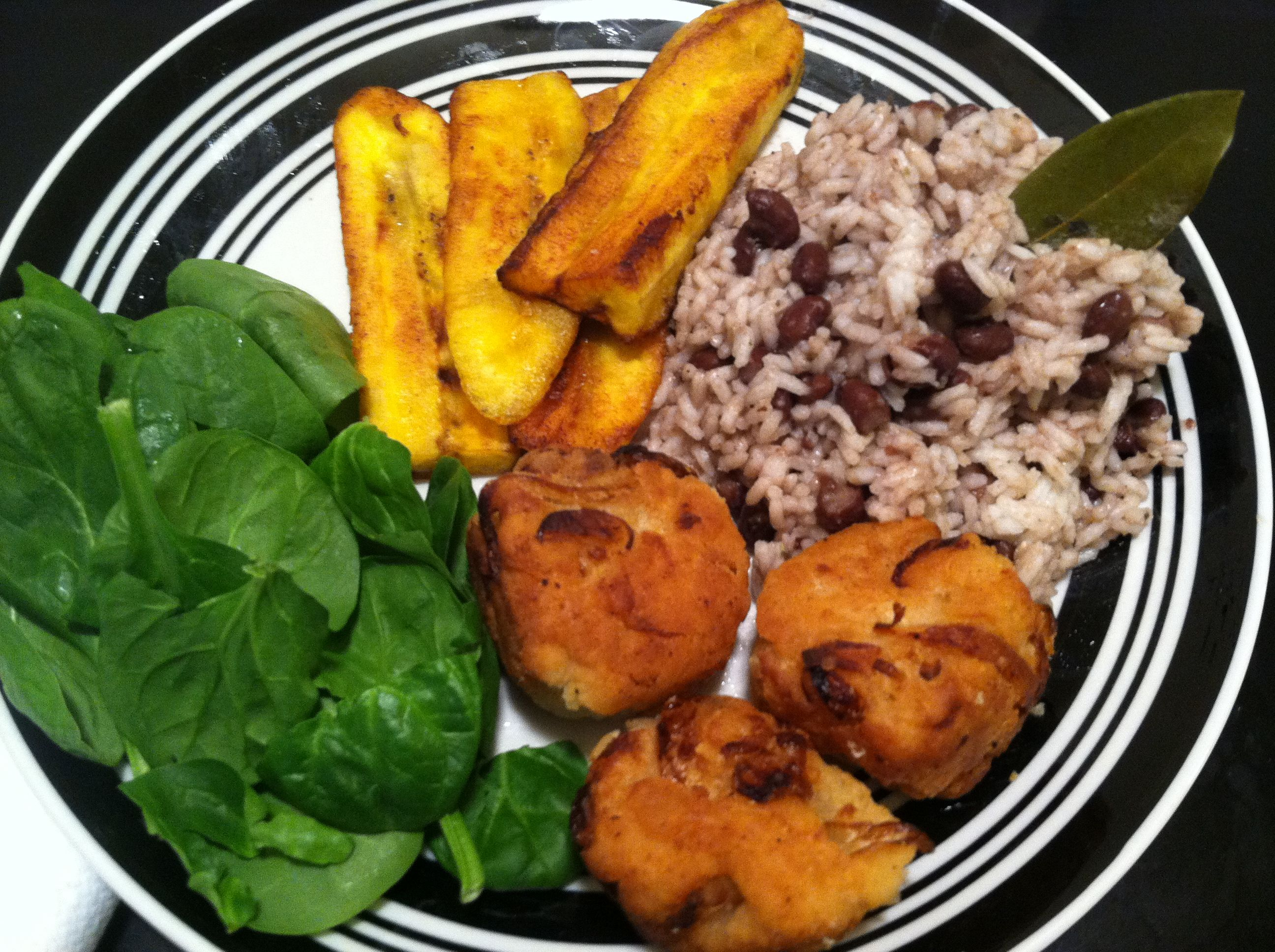 Caribbean Food Goes Vegan   rialiveswell