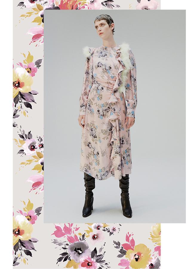 Autumn/Winter 20/21 Print Trend New Romantics