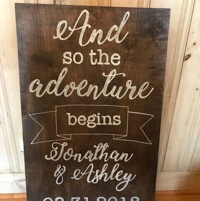 Let me see your wedding signs weddings do it yourself let me see your wedding signs weddings do it yourself wedding forums solutioingenieria Image collections