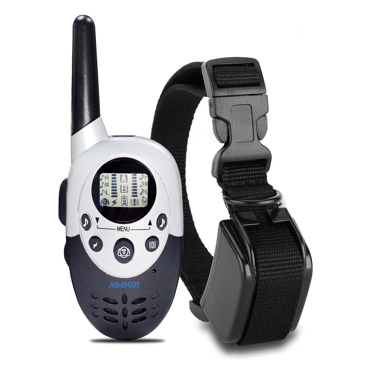 Dog Shock Collar, Xboun Remote Training Collar, 300yd