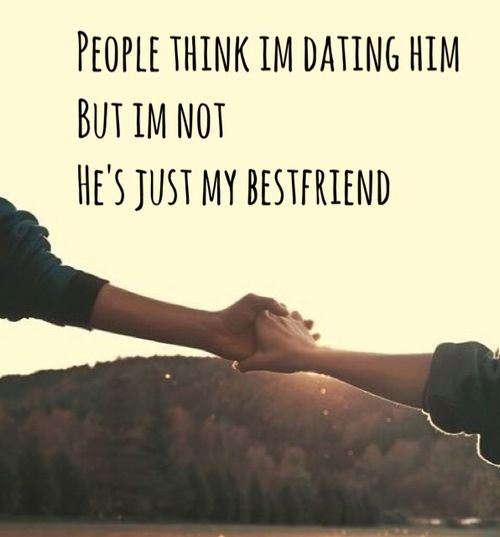 Loving Your Best Guy Friend Quotes: Being With Him.. Is An Un-describable Feeling ♥