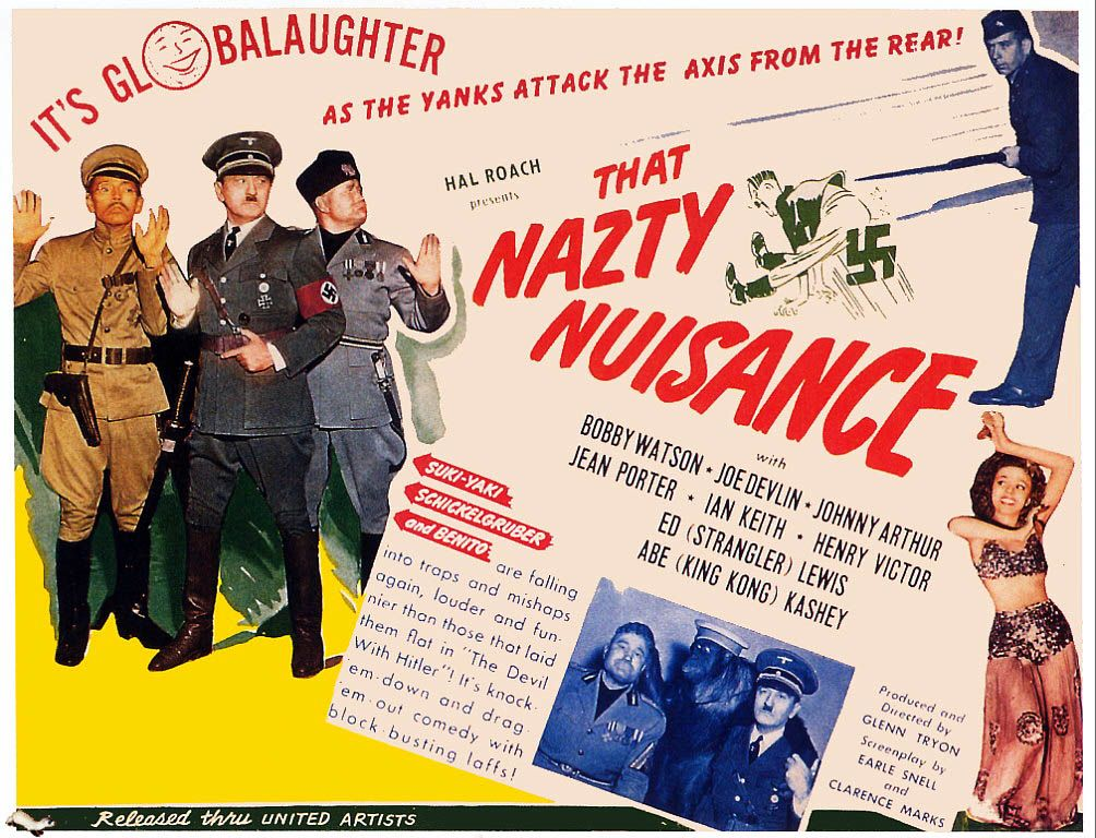 Download That Nazty Nuisance Full-Movie Free