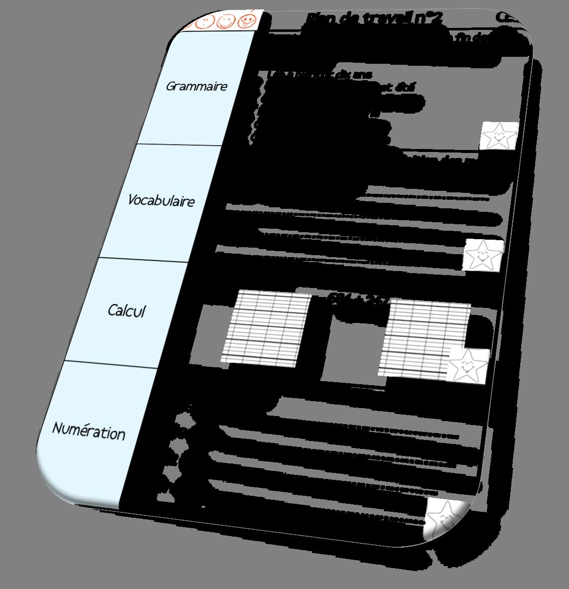 plan de travail autonomie ce2 math. Black Bedroom Furniture Sets. Home Design Ideas