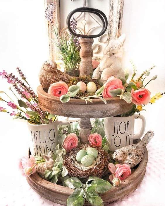 Photo of Über 90 DIY Easter Decorations Ideen, die glücklich und hoffnungsvoll sind – Hike n Dip