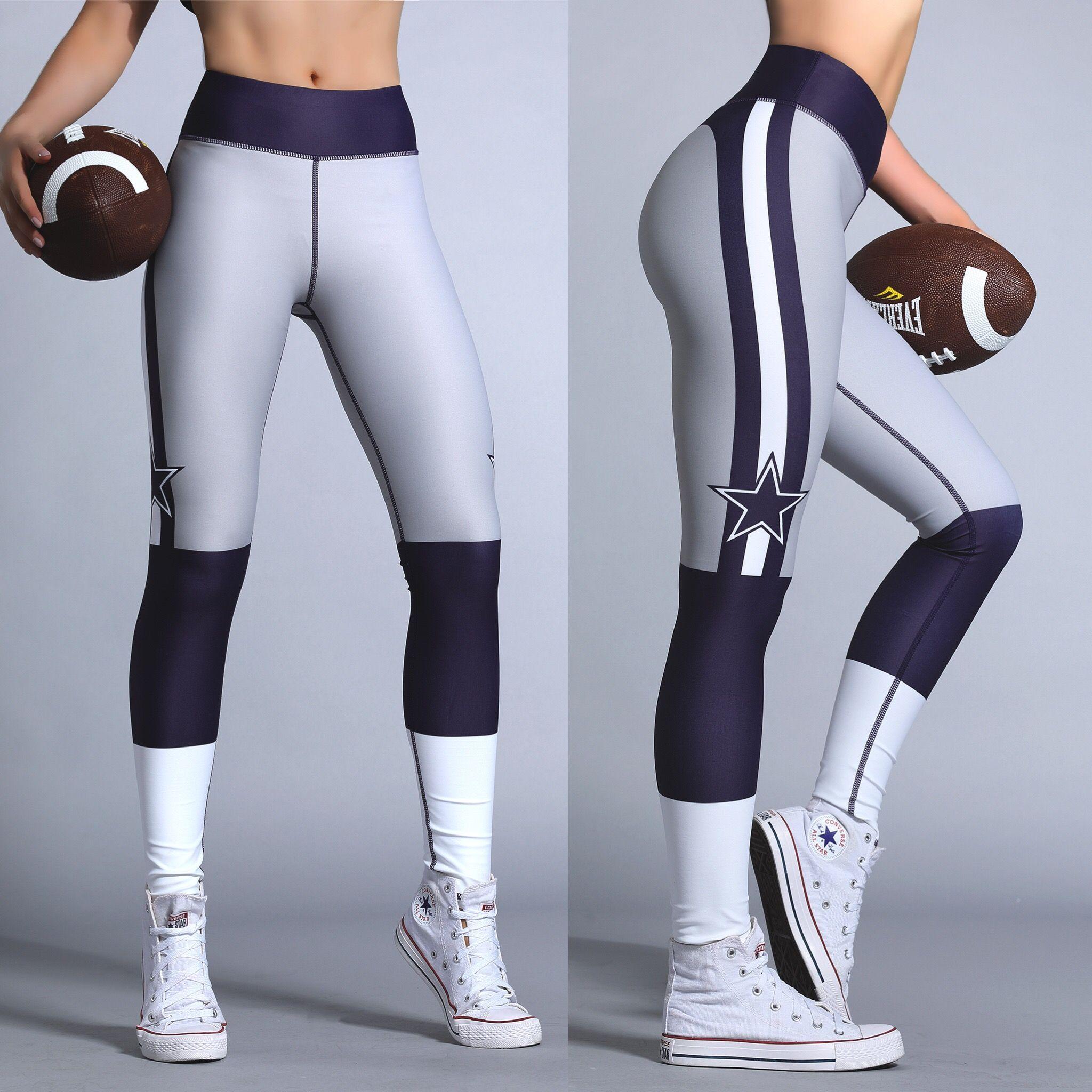 reputable site f7cdd 128b3 Dallas Cowboys leggings @_piba_   Things for Mom   Gym ...