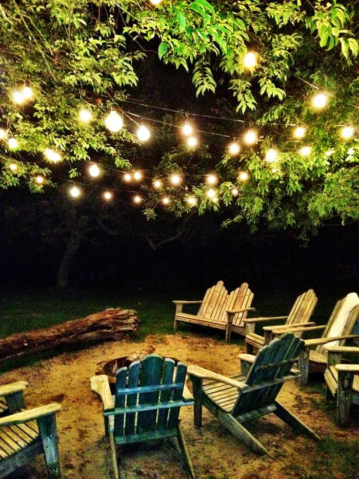 five faves  my favorite fire pits {and why Outdoor lighting