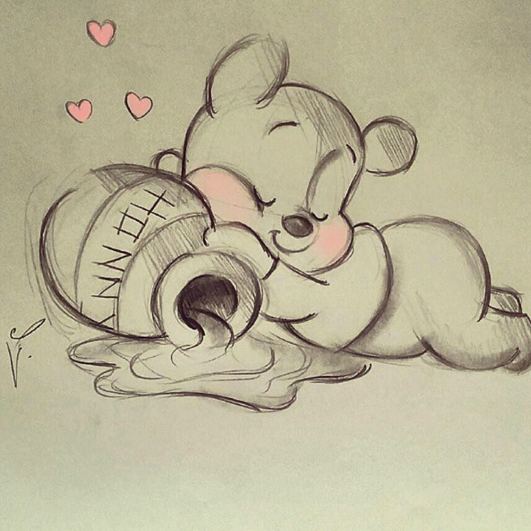 Super Cute Nina Pacescu 8 Ani Disney Art Drawings Disney