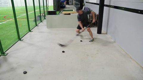 Off Ice Hockey Workouts And Exercises Hockey Training Hockey Workouts Hockey