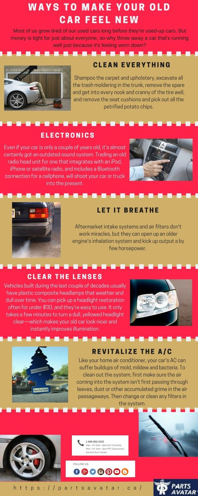 Is your car too old? Want to make it a new one? Buy best quality ...