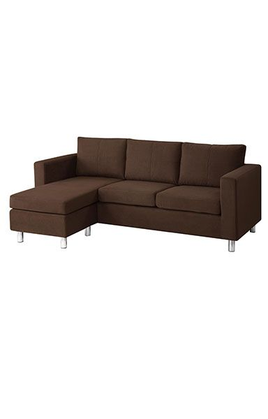 Small Sectional Sofa Made In Usa Sofas Futons Pinterest