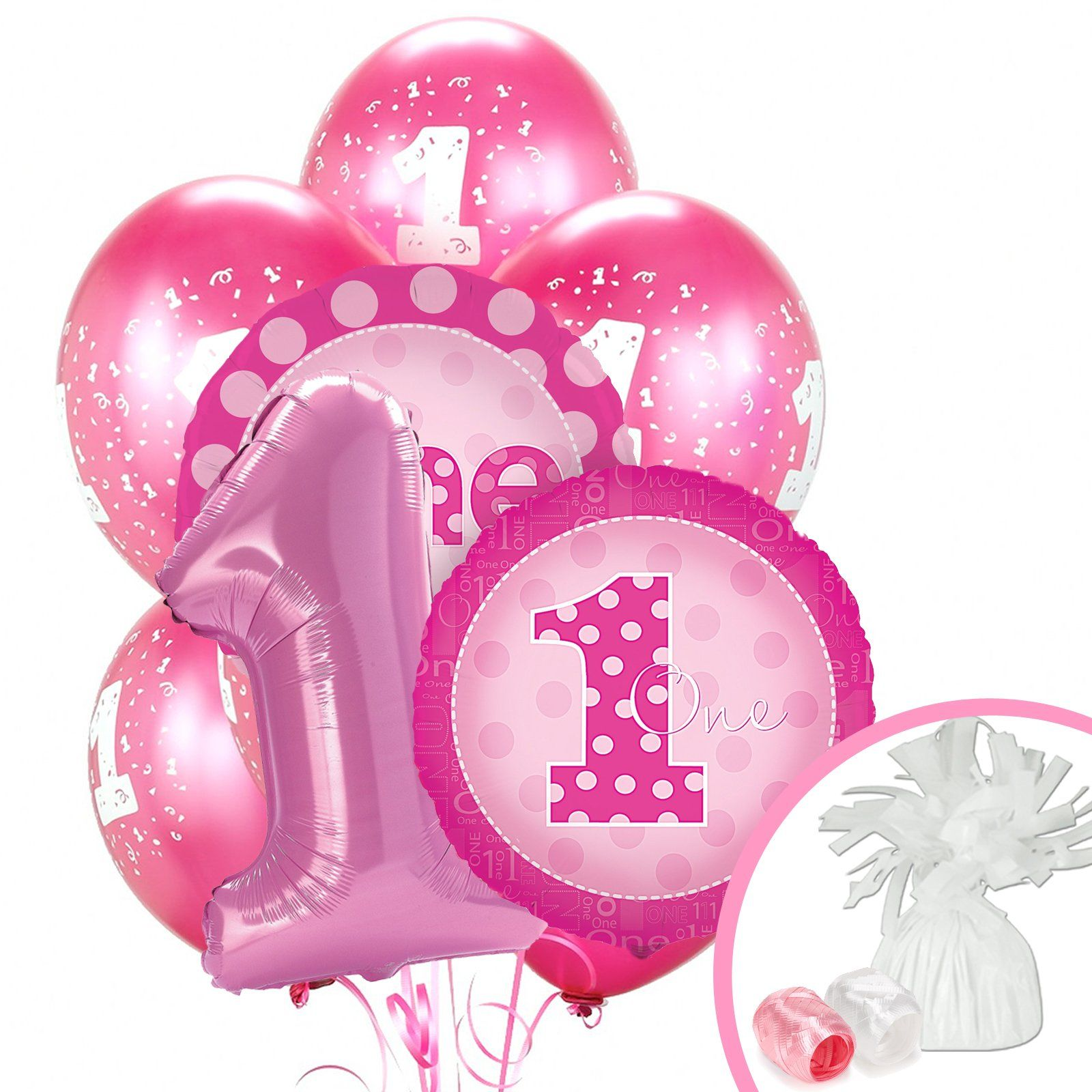 Everything One 1st Birthday Balloon Bouquet, 96406