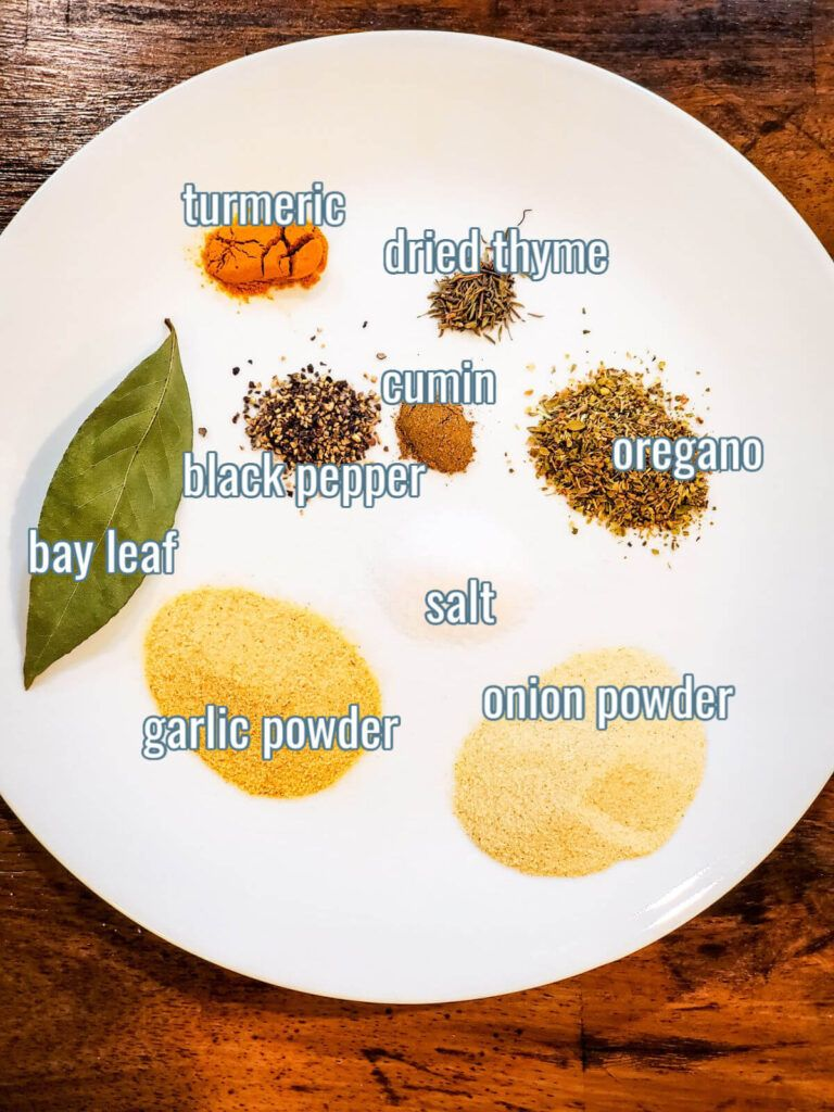 Homemade Adobo Seasoning Mix Latina Mom Meals Recipe In 2021 Lemon Herb Seasoning Recipe Adobo Seasoning Homemade Spices