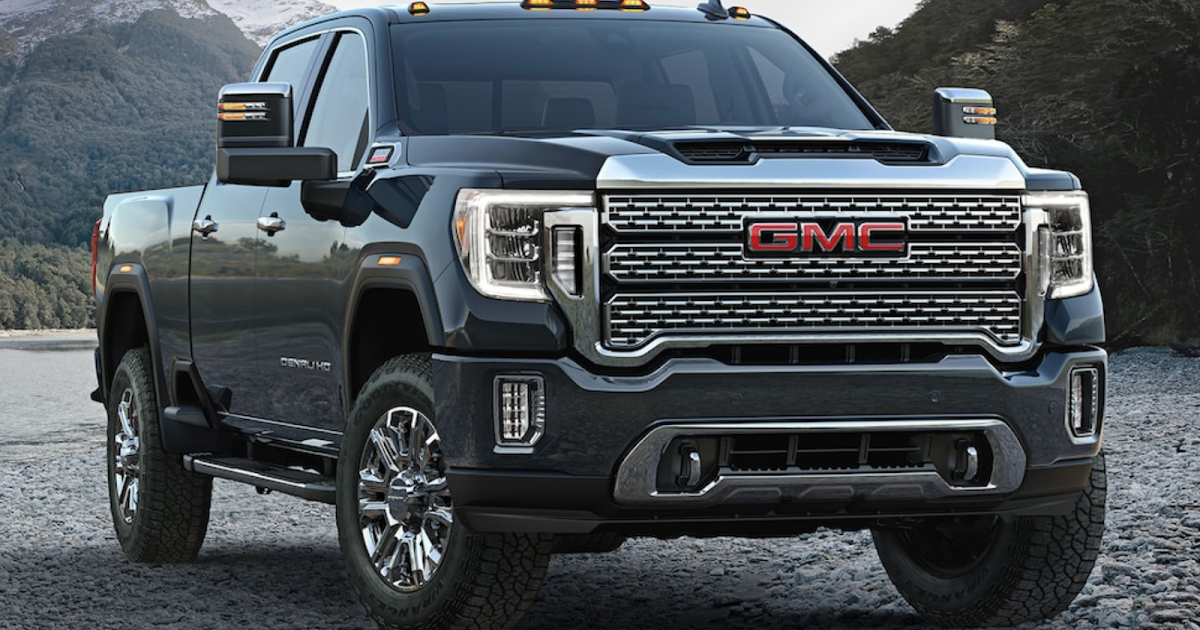 2020 Gmc Sierra Hd Towing Capacity Engineif You Want To Tow The Full 35 500 Pounds With Your New Silverado Hd You Will Need To Opt Gmc Sierra Gmc Silverado Hd