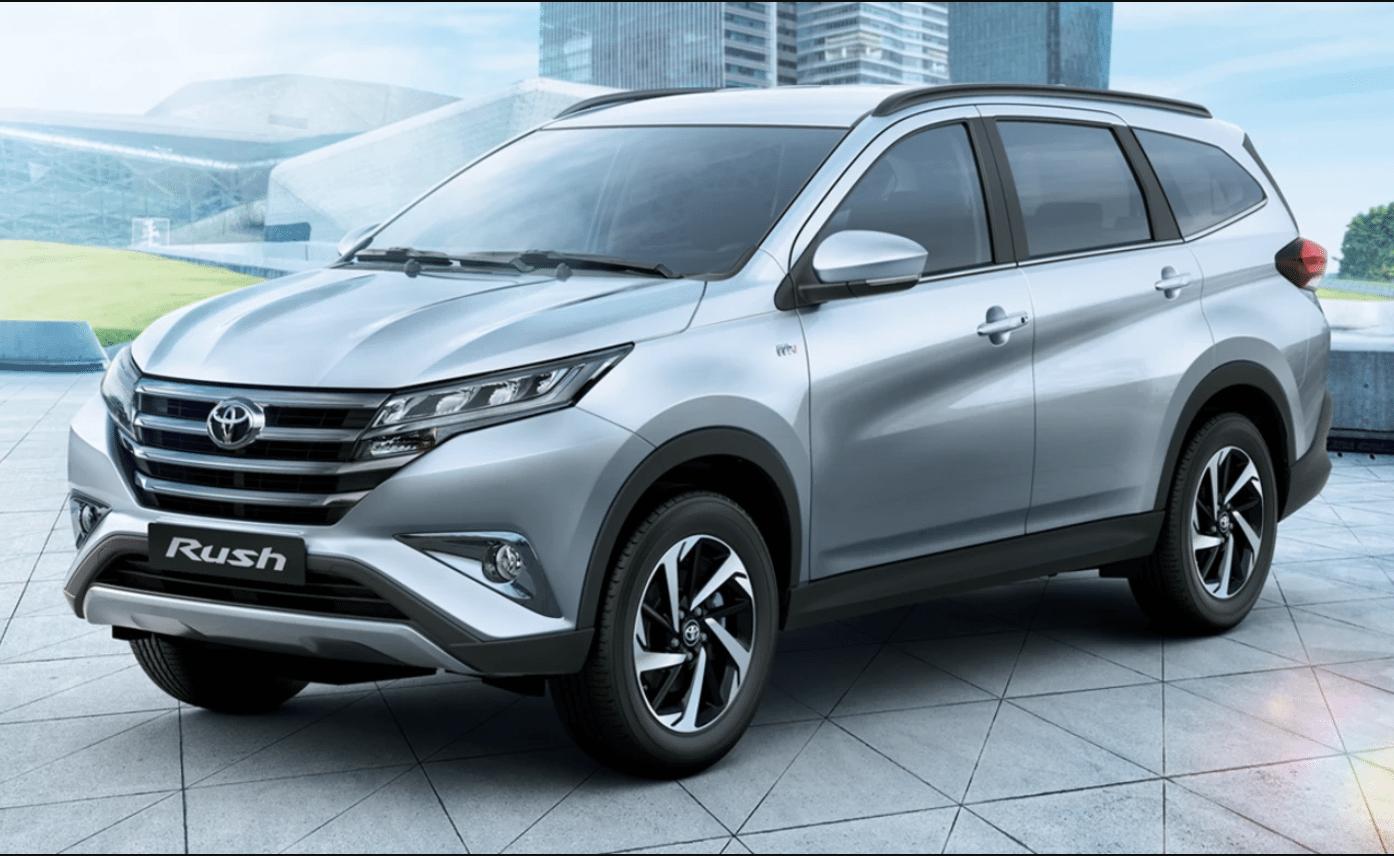 Toyota Rush G MT 2018 Price in Pakistan | Cars | Toyota