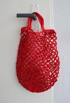 Photo of DIY-Tipp für einen selbst gehäkelten Einkaufsbeutel von Ars Vera inklusive Hä…