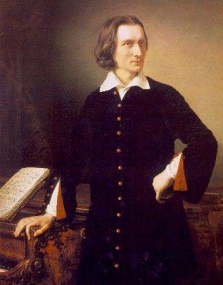 Franz Liszt Biography :: MIDIWORLD.COM