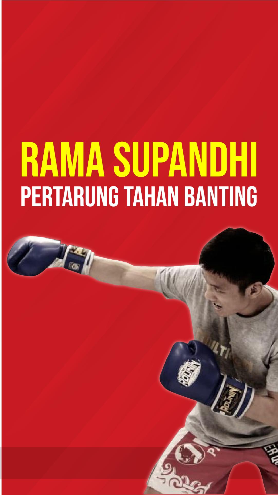 Rama Supandhi Petarung Tahan Banting Banting Movies Tips