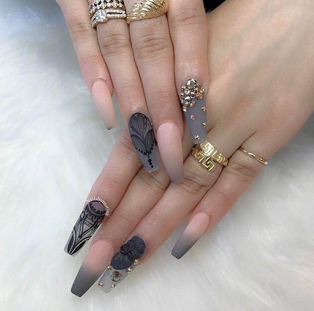Pin by Joy Alabi on Nails nails nails | Pinterest | Nail nail ...
