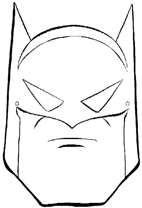 Pin By Charity Moran On Valentine S Batman Coloring Pages