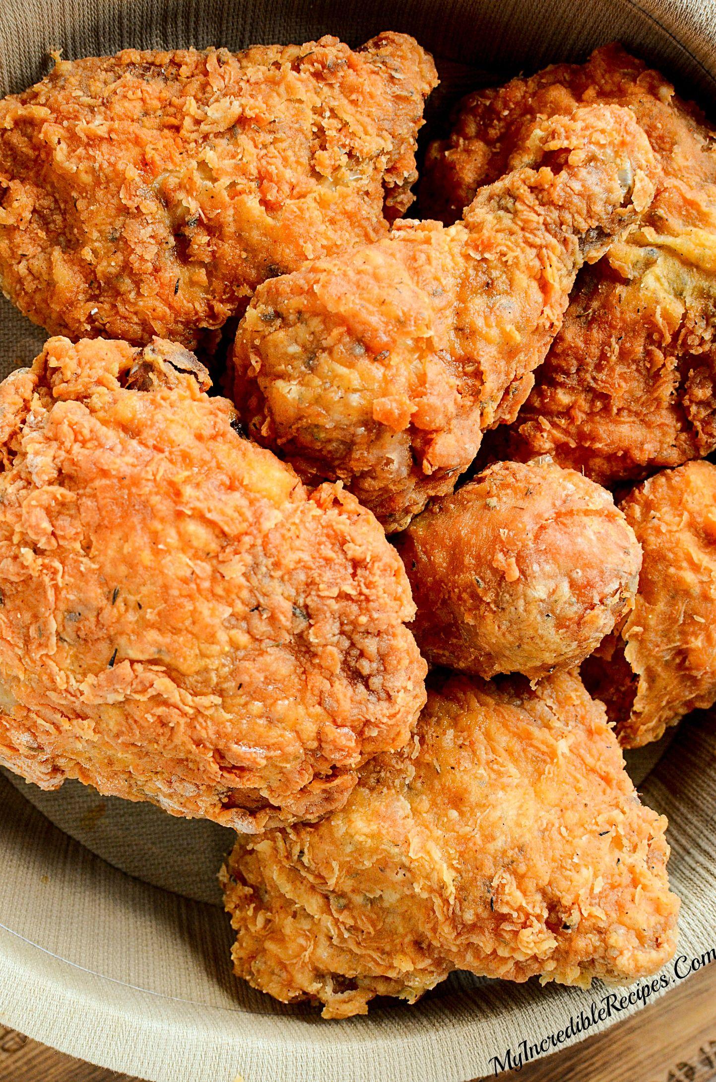 Southern KFC SECRET Fried Chicken