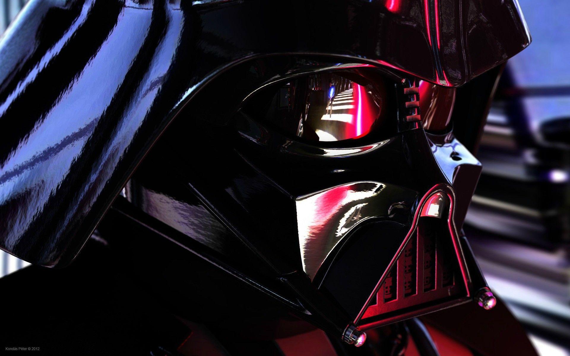 Darth Vader Star Wars Sci Fi Movies Shows Desktop Wallpapers Reflection Luke Skywalk Star Wars Wallpaper Star Wars Awesome Darth Vader Wallpaper