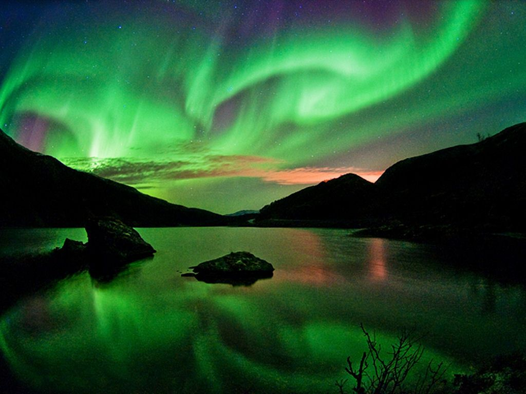 See the Northern Light.