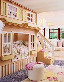 The Most Awesome Girls Bunk Bed Ever Cool Kids Bedrooms Kids