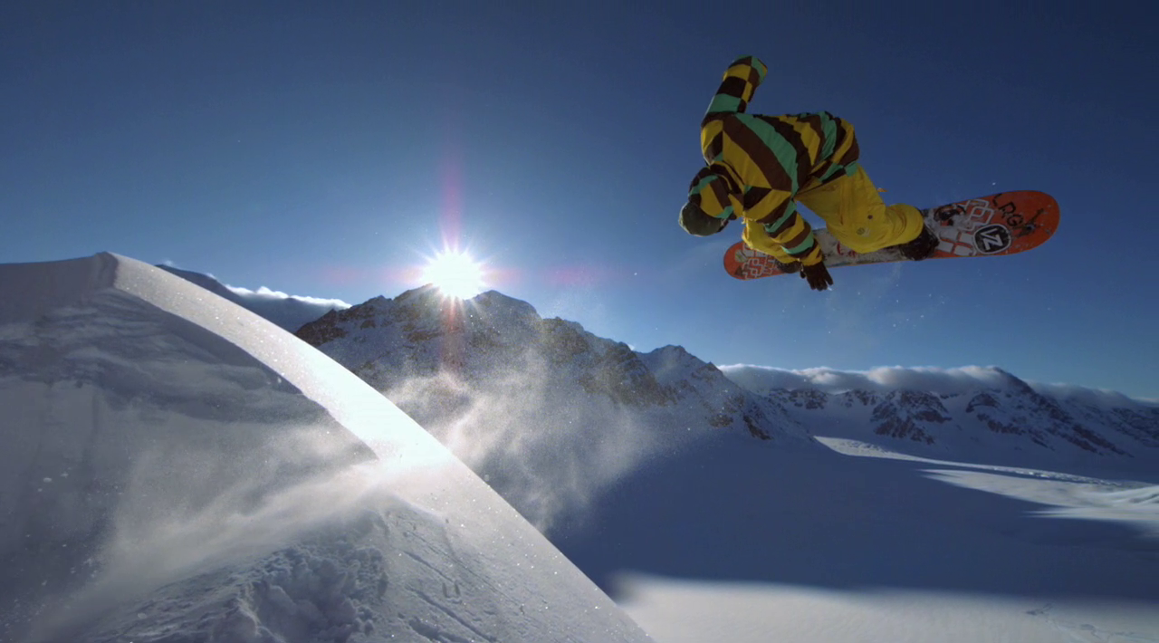 A Still Shot Of John Jackson I Took From The Art Of Flight Wind Surfing Photography Snowboarding Surfing